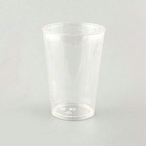 QM厂家直销透明水杯促销高透明酒杯