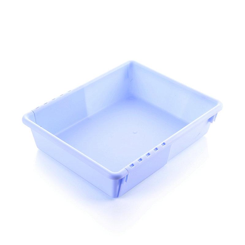 批发款矩形加长版塑料办公桌抽屉收纳盒