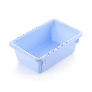 批发款矩形塑料办公桌抽屉收纳盒